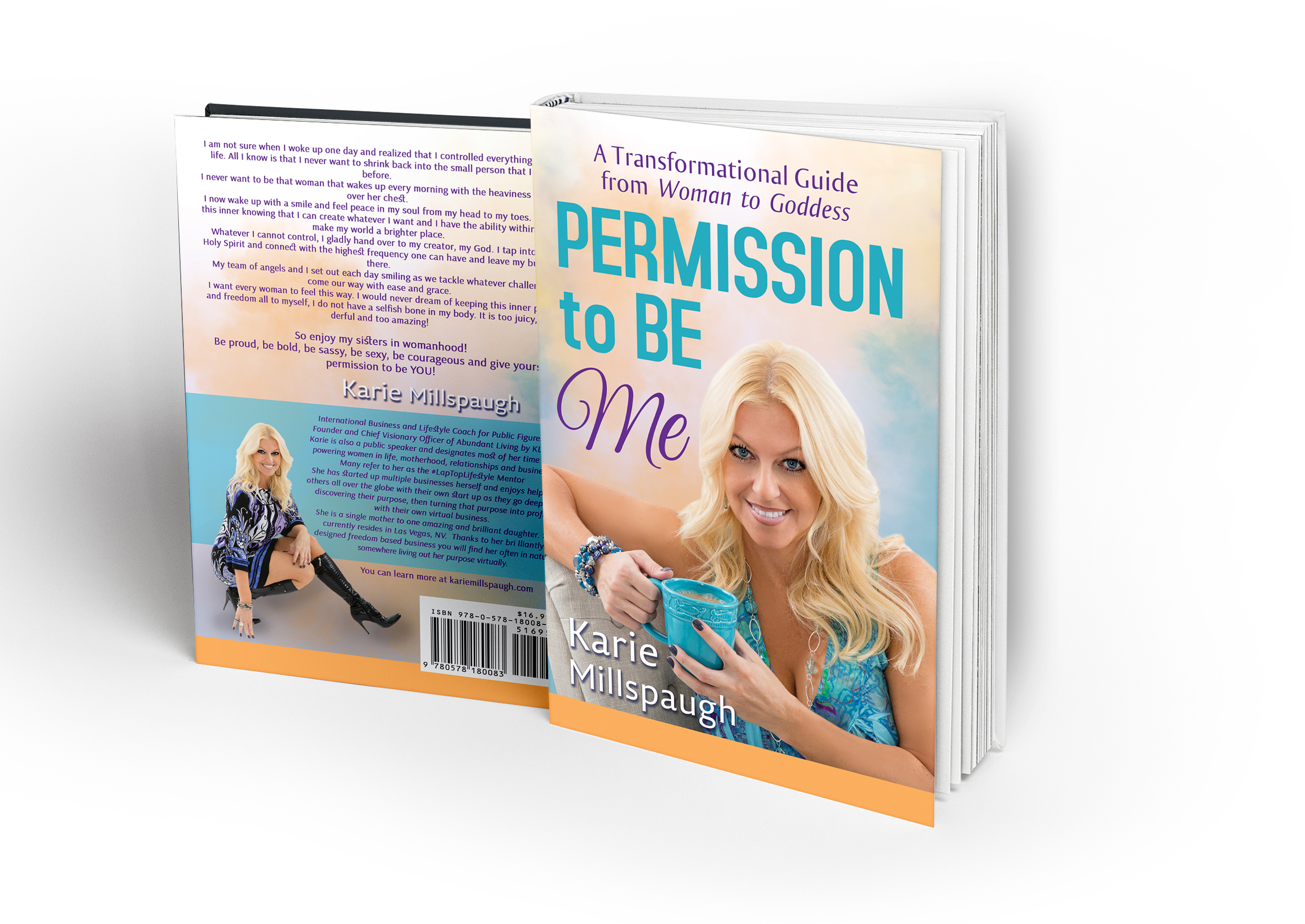 Permission To BE Me Book